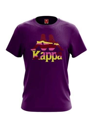 Kappa Tişört Mor